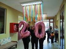 Cumpleaños Colegio Almendral 20 años